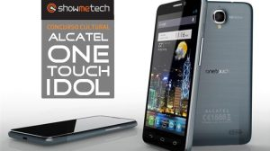 Concurso cultural smartphone alcatel one touch idol