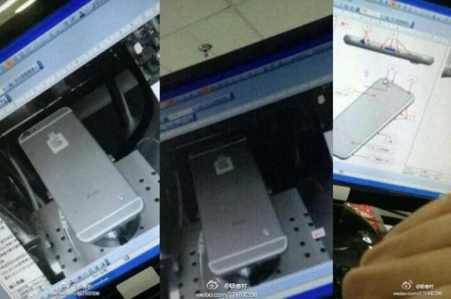 Surgem novas fotos de suposto iPhone 6 5