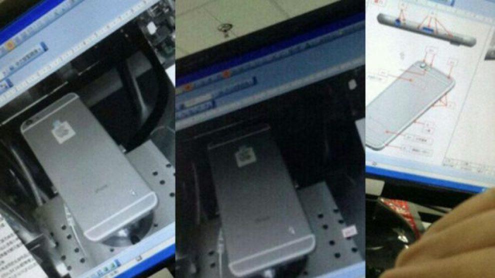 Surgem novas fotos de suposto iPhone 6 6
