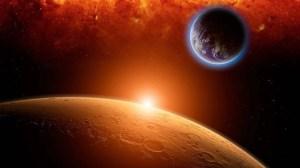 Marte poderá ser visto a olho nu nesta noite 16