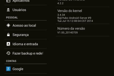 tablet tectoy veloce smt 11 - Tectoy lança tablet com preço acessível