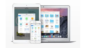 iOS 8 é incompatível com o iCloud Drive e Dropbox 8