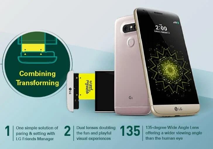ap resize - MWC 2016 - LG G5 Day - O esforço para inovação