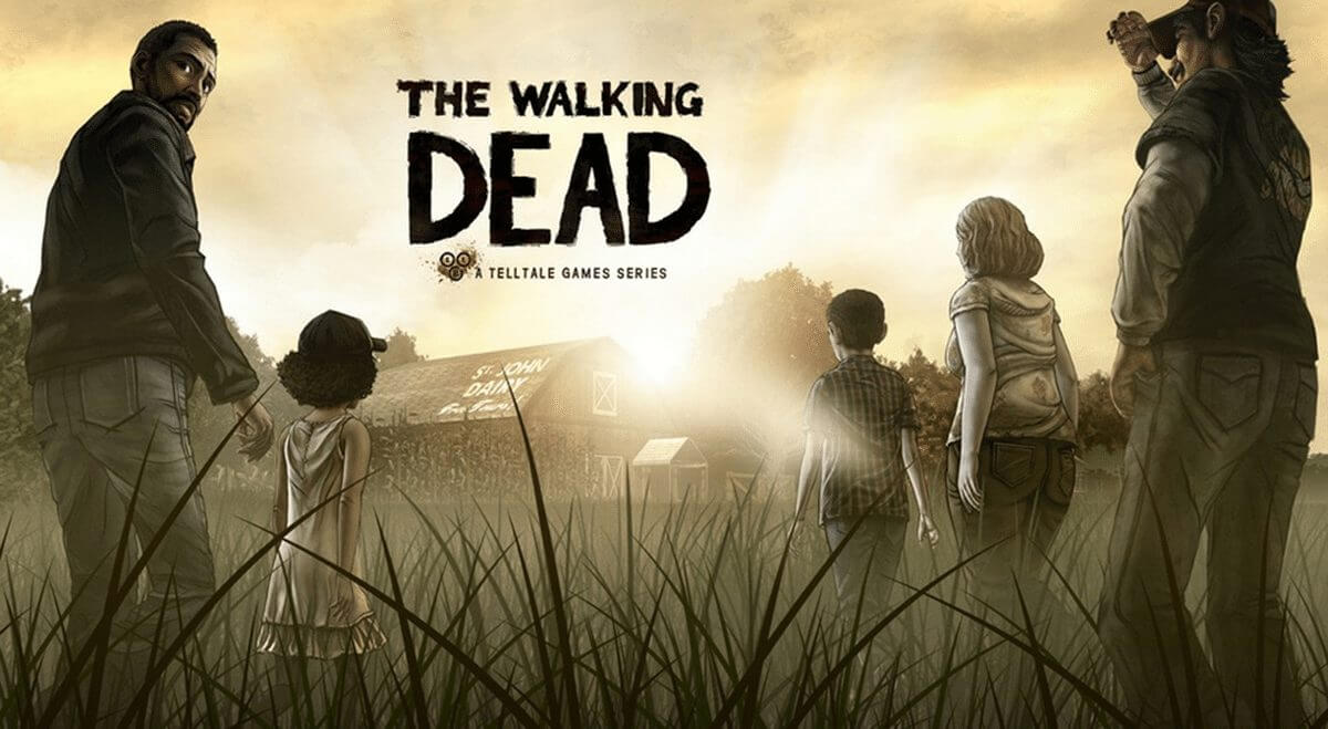 Game Review: The Walking Dead Season One 8