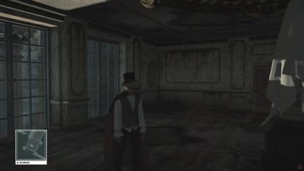 Hitman Traje Mágico Vampiro - vampire magician disguise