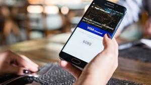 visa smartphone