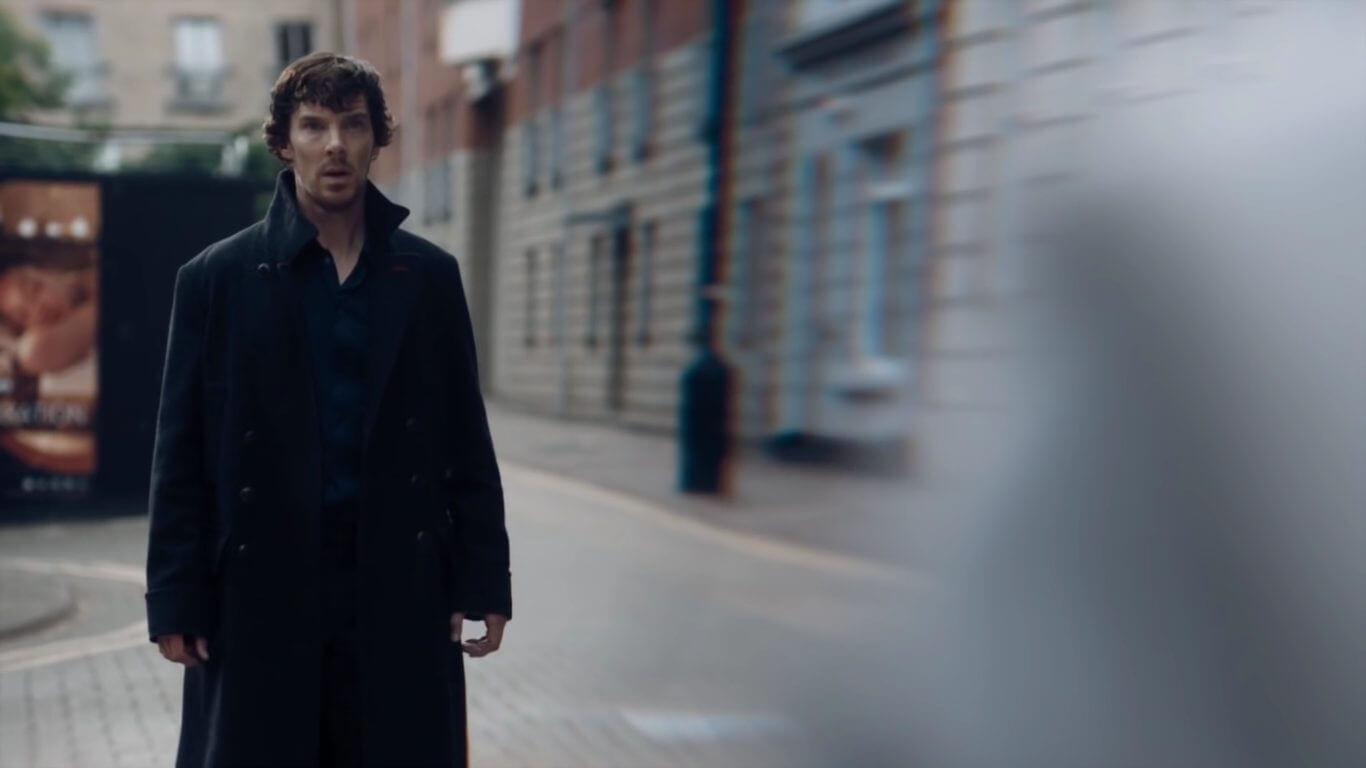 Sherlock - Sherlock: o brilhantismo da série está na edição