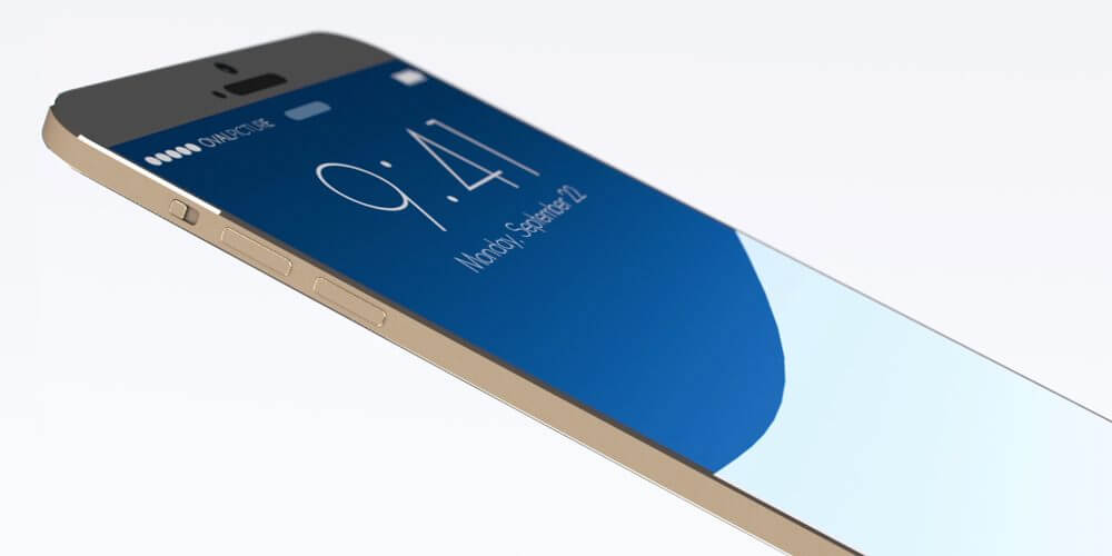 iphone concept - Rumor: iPhone 8 será feito em vidro com estrutura de aço inoxidável