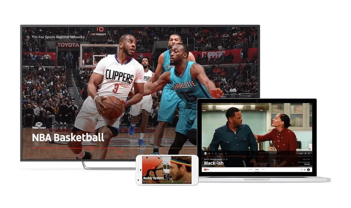 youtube tv 2 - Youtube anuncia próprio serviço de TV a cabo