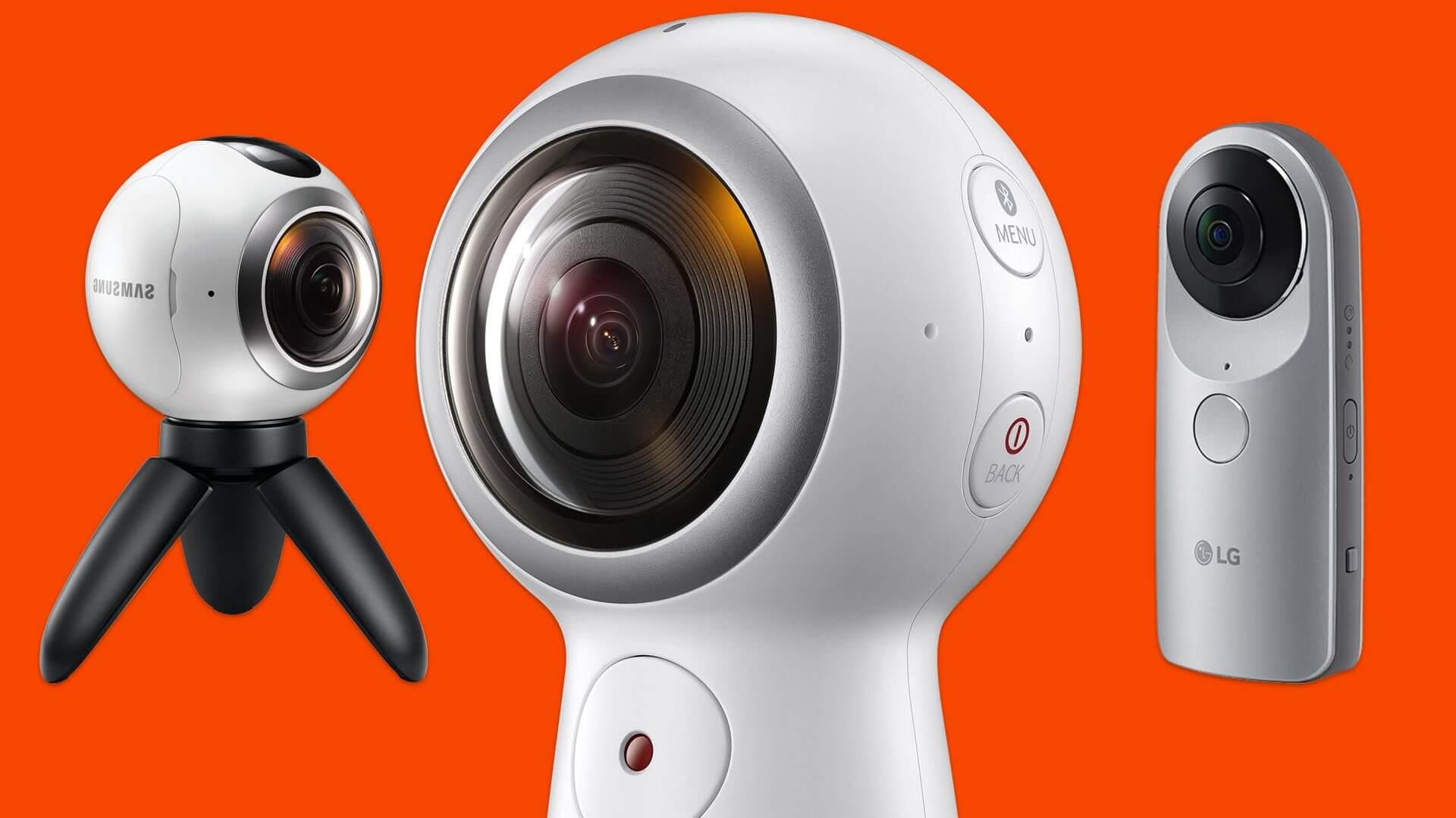 especial cameras 360 showmetech - GoPRO ou câmeras que gravam em 360 Graus?