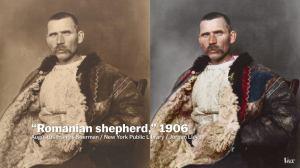 Ante e depois 1 - Entenda como as fotos em preto e branco são coloridas