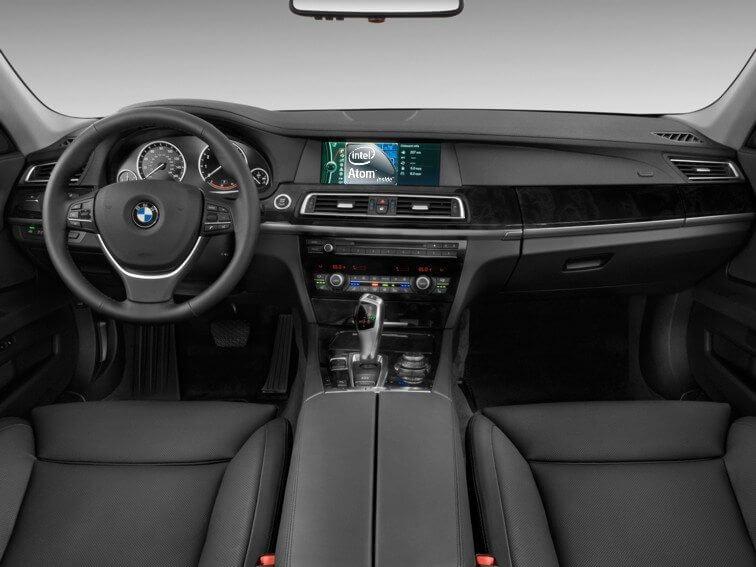 BMWIntel - BMW e Mercedes apostam na plataforma Intel Atom