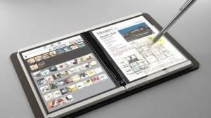 Microsoft Courier - Microsoft Courier - Imagens e vídeo do novo gadget da empresa
