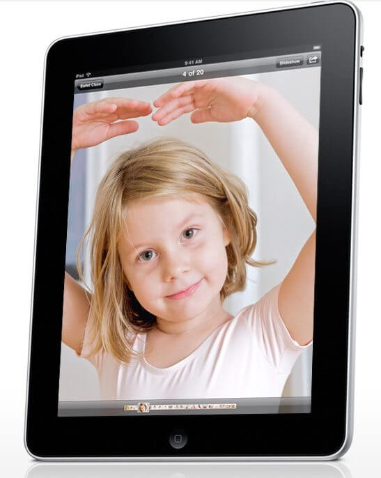 iPad Apple Tablet 1 - iPad - o novo tablet PC da Apple