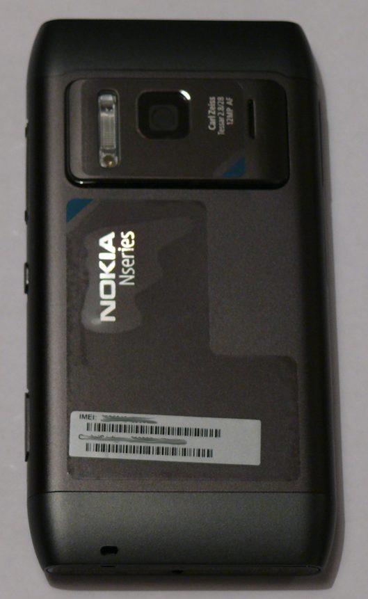 007a - Nokia N8 – Primeiras impressões