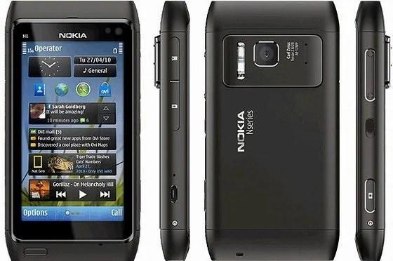 Nokia N8 Dark Steel Vodafone UK - Review: smartphone Nokia N8