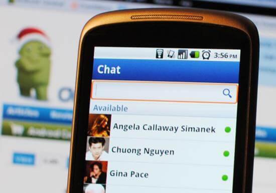 new facebook chat - Facebook para o Android: nova atualização adiciona a função Chat (Bate-Papo)!