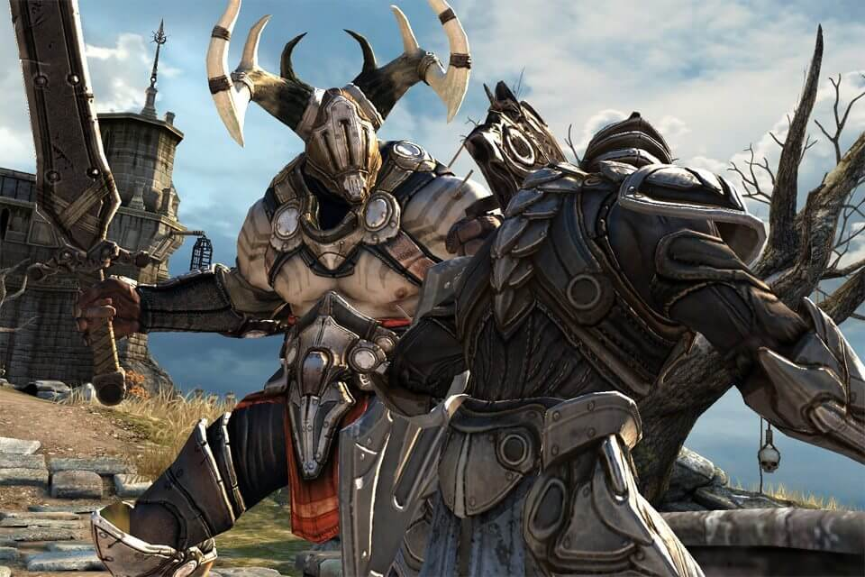 08 InfinityBlade3 - Game Review: Infinity Blade
