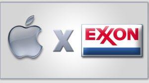 Apple ultrapassa a Exxonmobil em valor de mercado 14