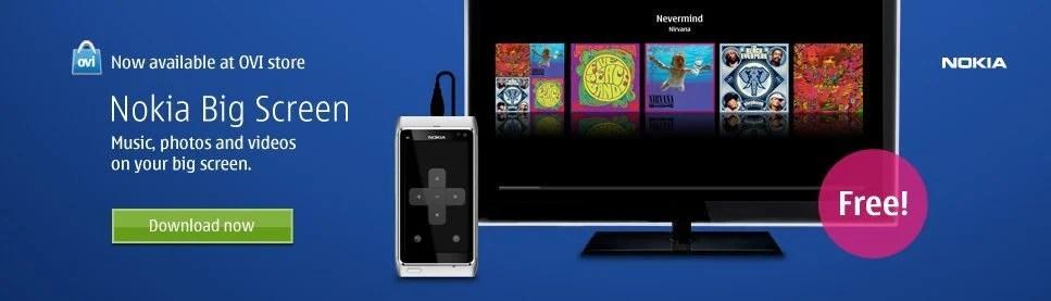 new spotlight 967 277 - Nokia Big Screen