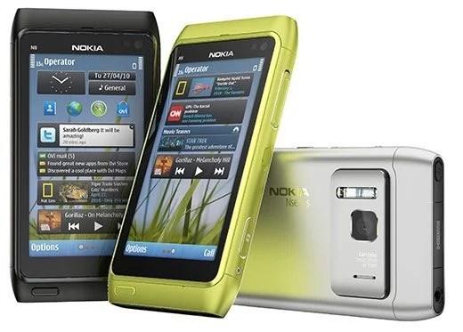 nokia n8 01 - Atualização Symbian Anna é disponibilizada para o Nokia N8, Nokia E7 e Nokia C7