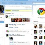 orkut 3col homepage pt - Orkut apresenta seu novo layout para 2011