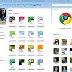 orkut 3col themes pt - Orkut apresenta seu novo layout para 2011