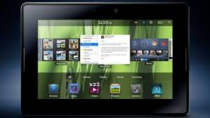 RIM fará recall de 1.000 tablets Playbook 7