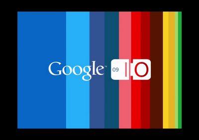 Google I O 2009 Logo - Google I/O 2011: veja agora o evento ao vivo (via streaming)