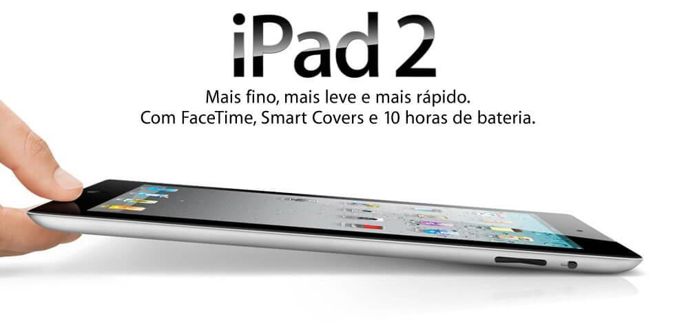 ipad2 brasil - Premiação elege o iPad 2 e o Galaxy SII como melhores gadgets do ano