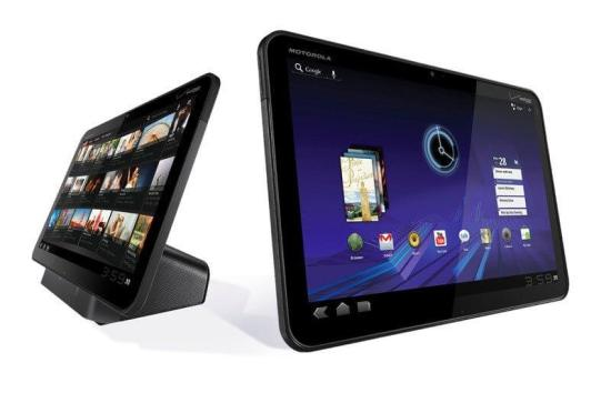 motorola xoom tablet - Review completo: Motorola XOOM WiFi e 3G (vs. iPad 2):