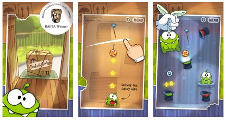 Screen shot 2011 07 07 at 14.44.23 - Dica de Download: Cut The Rope para Android grátis!
