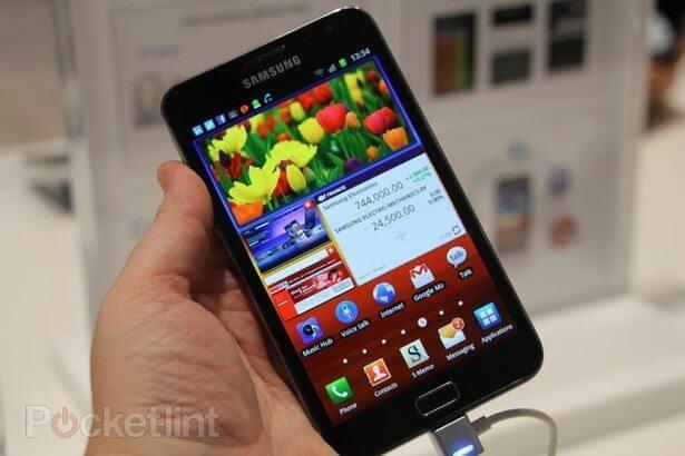 Samsung galaxy note hands on 13 2