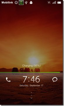 Main Lockscreen1 - MIUI ROM: Tutorial e Review completo (Android)
