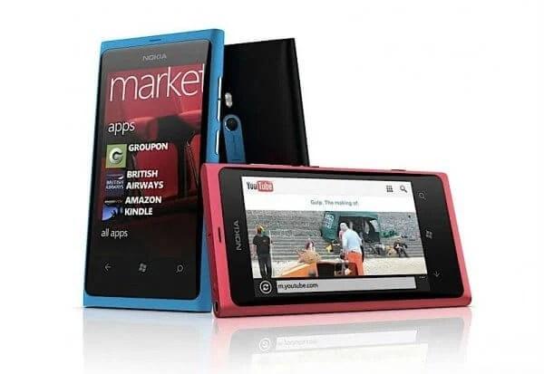 Nokia lumia800 600x413 - Nokia apresenta documentário sobre a criação do Lumia 800
