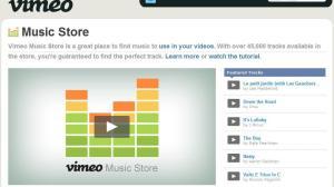 vimeo music store - Vimeo lança sua Loja de Músicas para produtores e diretores