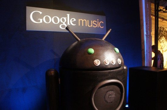 music droid - Baixe o novo aplicativo do Google Music