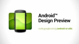 Teste seu aplicativo com o Android Design Preview 12