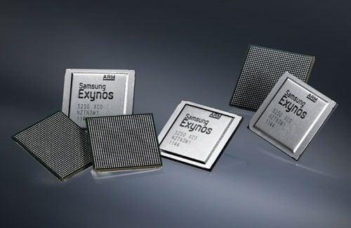 exynos 5250 - Samsung anuncia processador Exynos com 2GHz