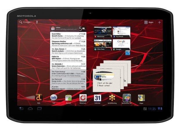 xoom2 me 618x4501 - Xoom 2 ME é lançado no Brasil