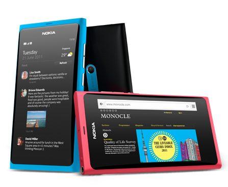 N9 00 Beauty Shot - Nokia N9 recebe grande atualização de software