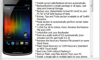Snap 2012.03.30 10h23m39s 002  - Galaxy Nexus Toolkit: todas as ferramentas num único lugar