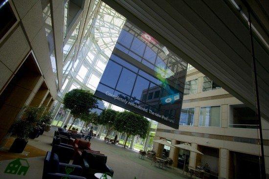 Apple HQ Cupertino sede headquarters 12 - Por dentro da sede da Apple