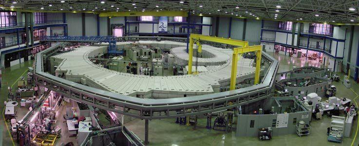 Lnls - SMT visita o Laboratório de Aceleração de Partículas de Campinas