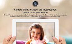 Reprodução Apple - Novo iPad 4