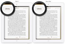 Reprodução Apple - Novo iPad 6