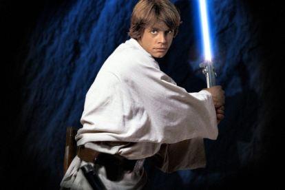 Star Wars LukeSkywalker - Star Wars: sim, já inventaram um sabre de luz de verdade!