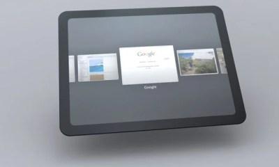 google nexus tablet store - Tablet do Google deve chegar em julho