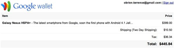 beangooglewallet 20120621 144857 1340305486 - Jelly Bean é confirmada como a versão 4.1 do Android