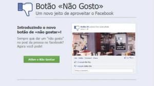 Botão Dislike no Facebook é falso 15